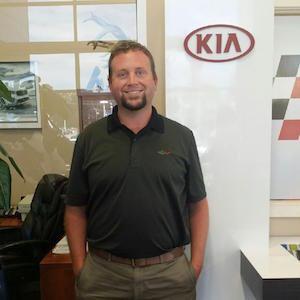 Garrett Galloway - Sales Consultant