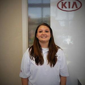 Karlee Moseley - Receptionist