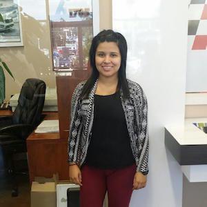 Lucy Olivares - Receptionist