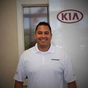 Marco Luna - Sales Manager