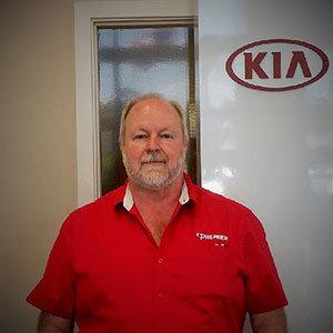 Robert Massingill - Parts Manager