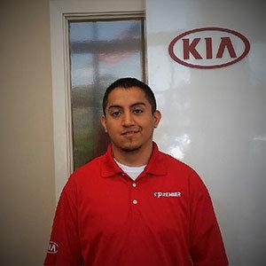 Vinny Velasquez, Jr. - Service Advisor