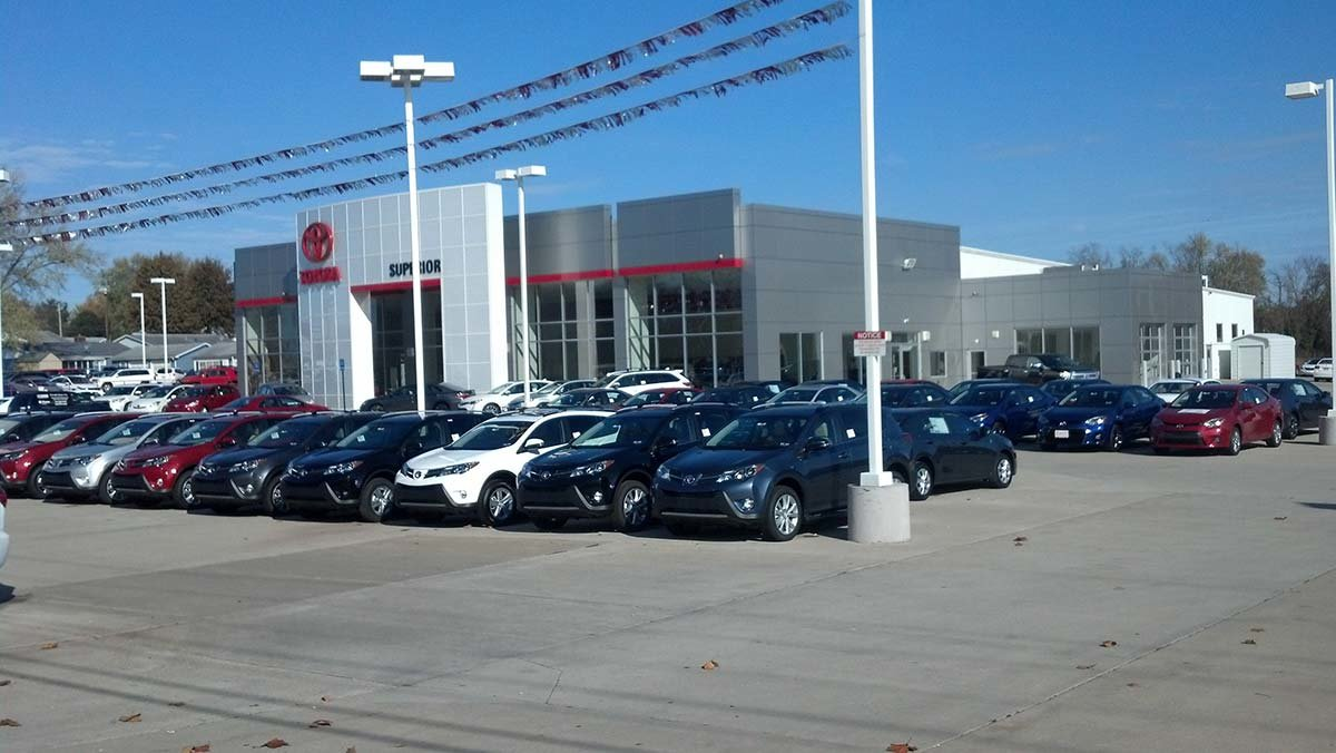 petitive Prices & a Huge Inventory of Toyotas in West Virginia