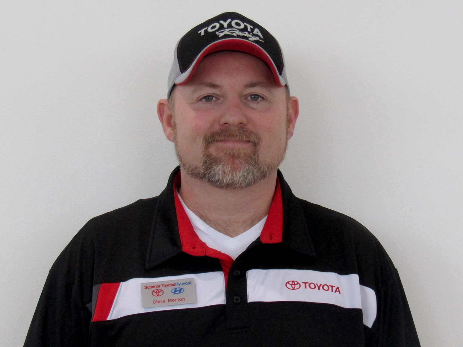 Chris Morton - Service Manager