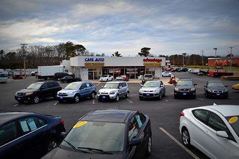 Cape Auto Sales