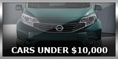 Browse Cars Under $10,000