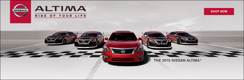 Altima Ride of Your Life