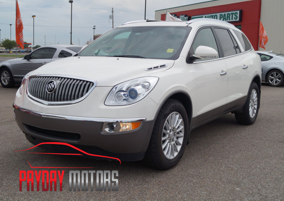 Pre-owned - 2012 Buick Enclave Leather Edition from Payday Motors Wichita KS