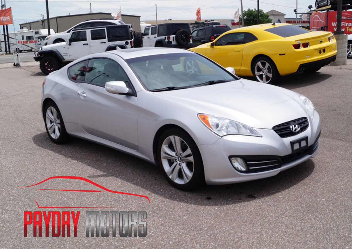 Pre-owned - Hyundai Genesis from Payday Motors Wichita KS