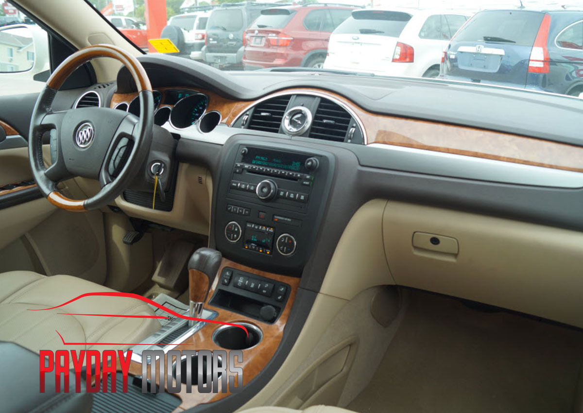 Pre-owned - Luxury Buick Leather Interior from Payday Motors Wichita KS