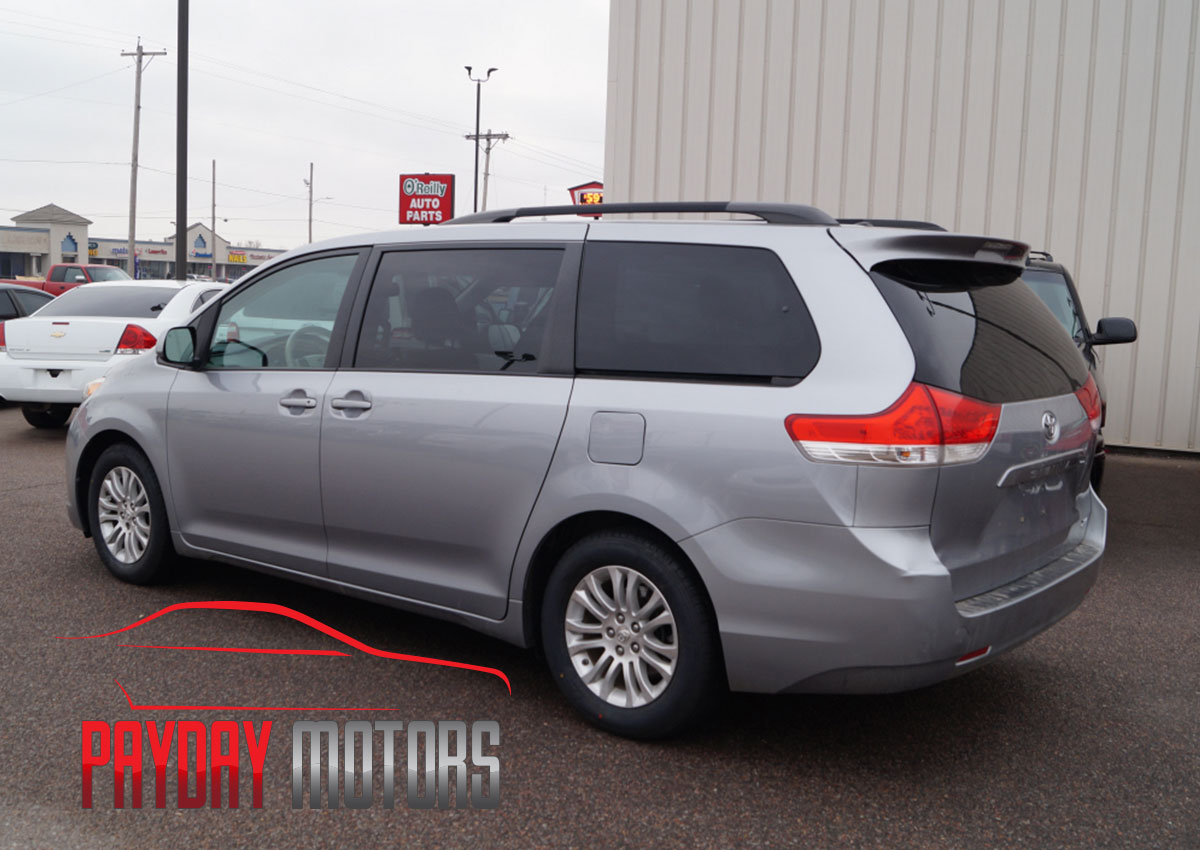 Pre-owned - 2011 Toyota Sienna XLE 8-Passenger from Payday Motors Wichita KS