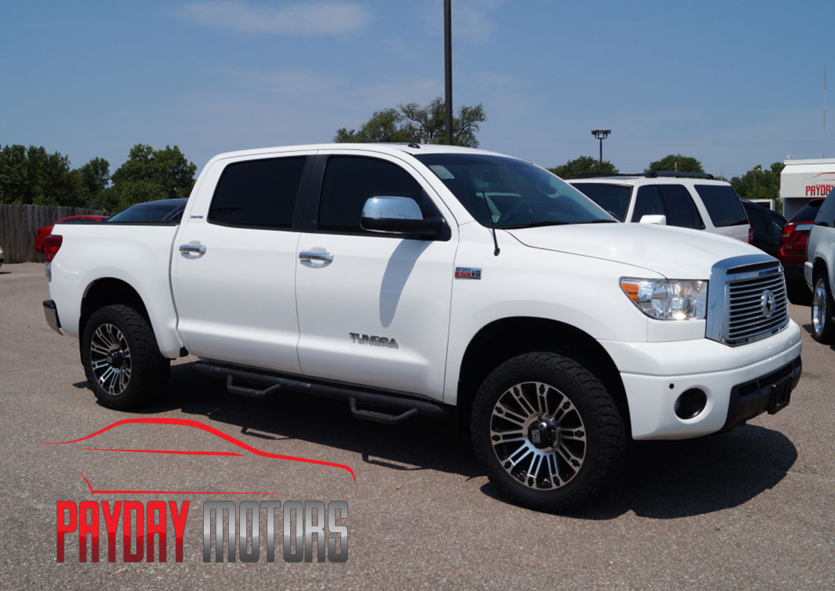 Pre-owned - 2010 Toyota Tundra Grade Pick-up Truck from Payday Motors Wichita KS