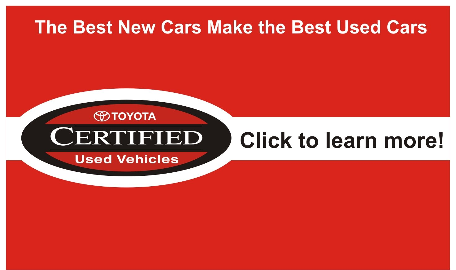 Learn about the Toyota Certified Pre-owned program at University Toyota in Morgantown