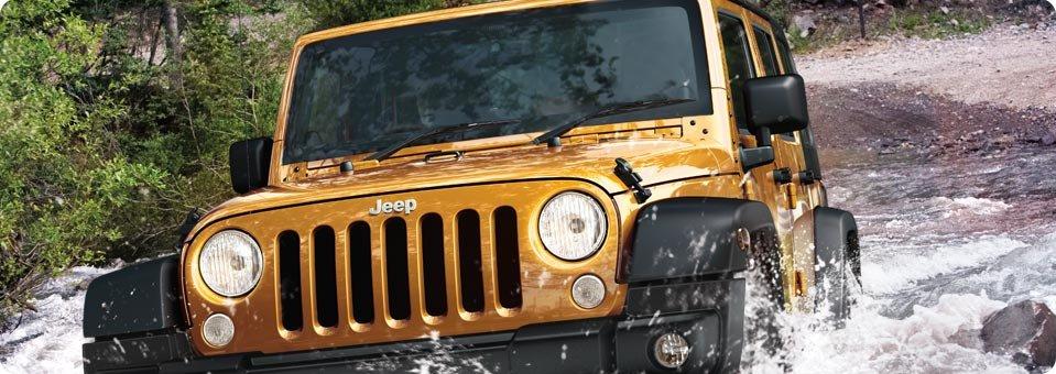 Greiner Motor Company of Douglas Jeep