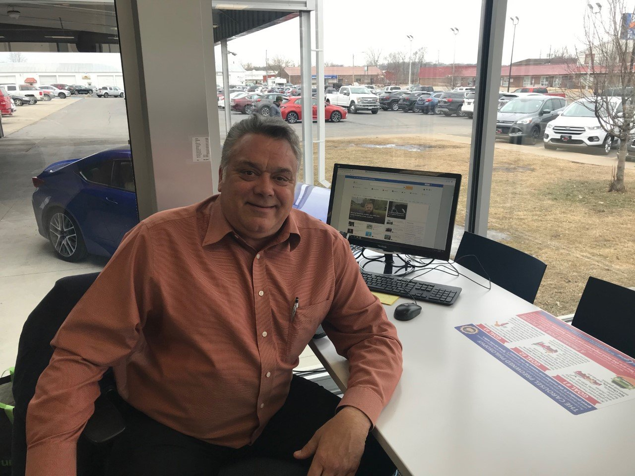 Steve Tommy Boy Meyer - Sales Consutant