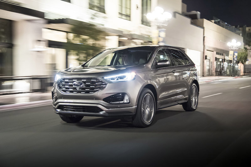 2019 Ford Edge for sale in West Burlington