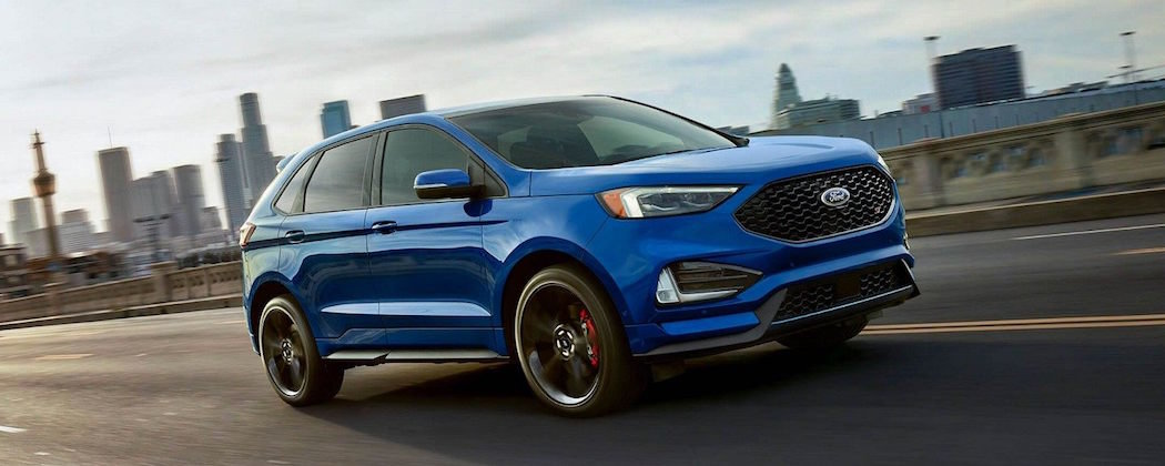 2019 Ford Edge in West Burlington