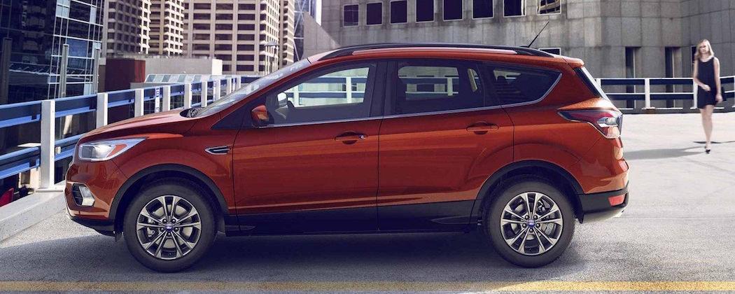 2019 Ford Escape in West Burlington