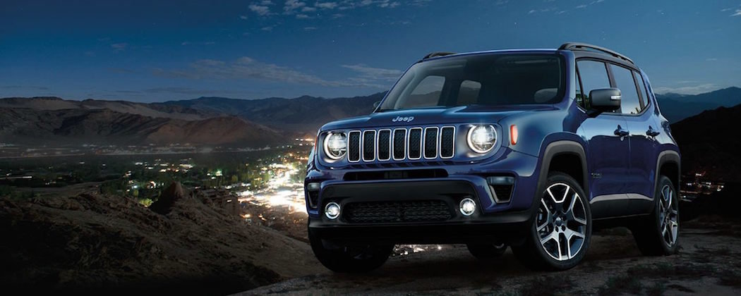 2019 Jeep Renegade in West Burlington