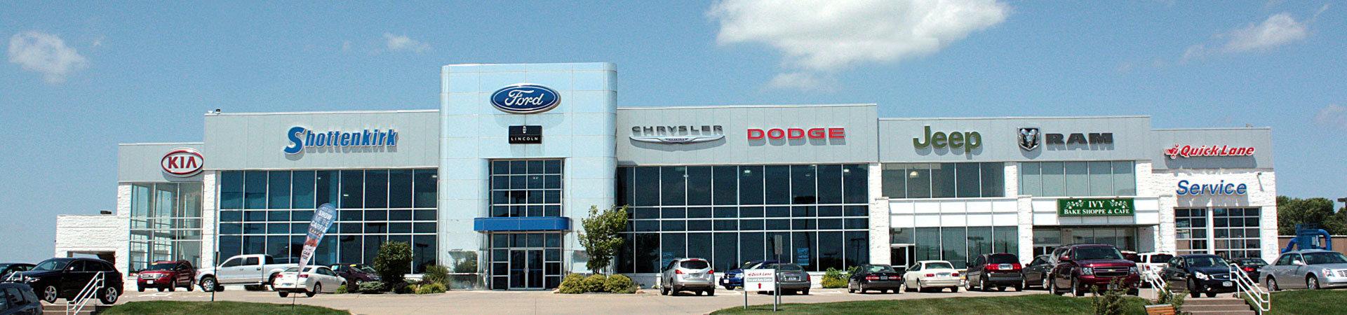 Shottenkirk Mount Pleasant Iowa >> West Burlington Lincoln Jeep Kia Chrysler Dodge Jeep Ford