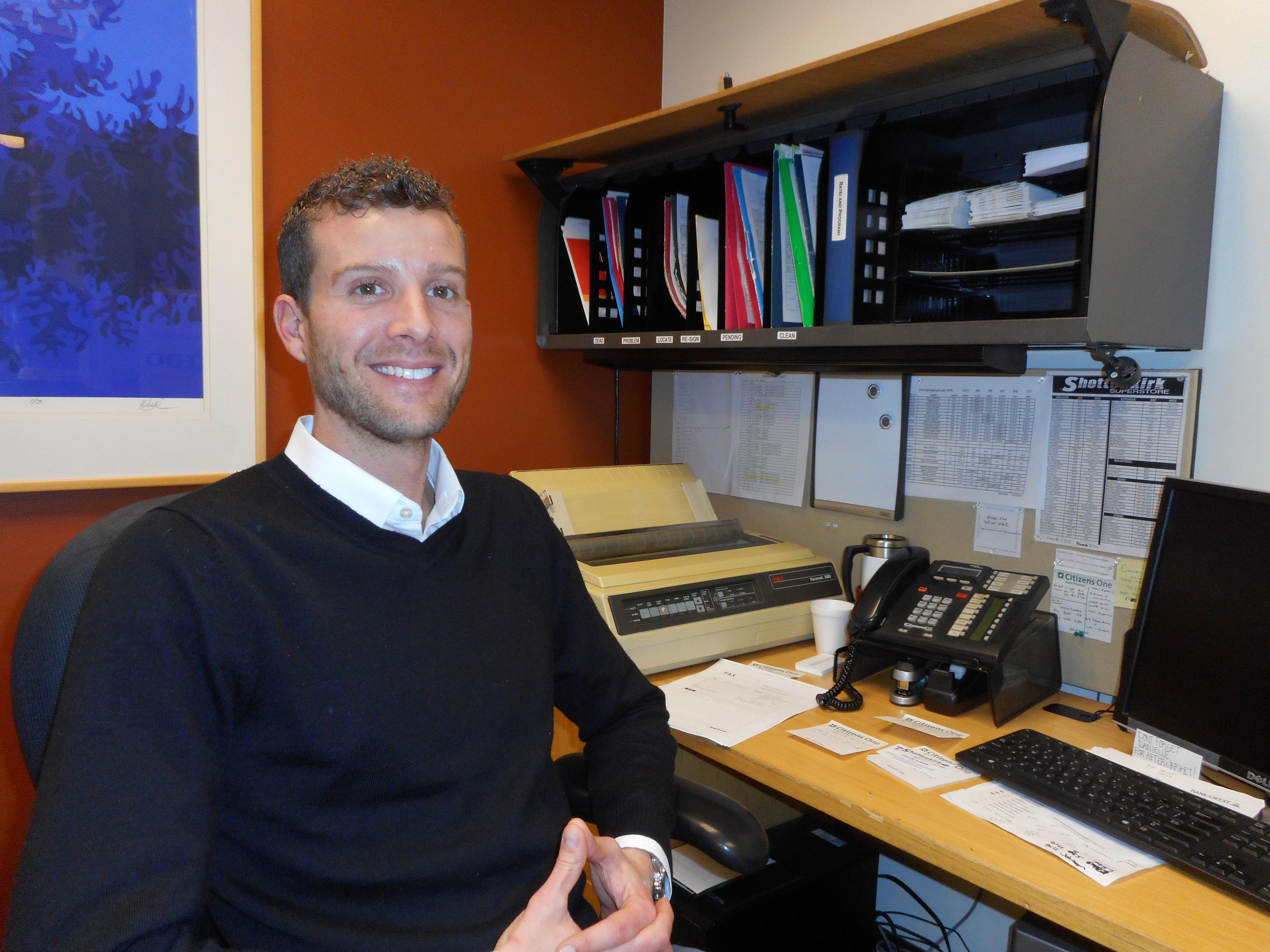 Justin Yoder - Finance Manager
