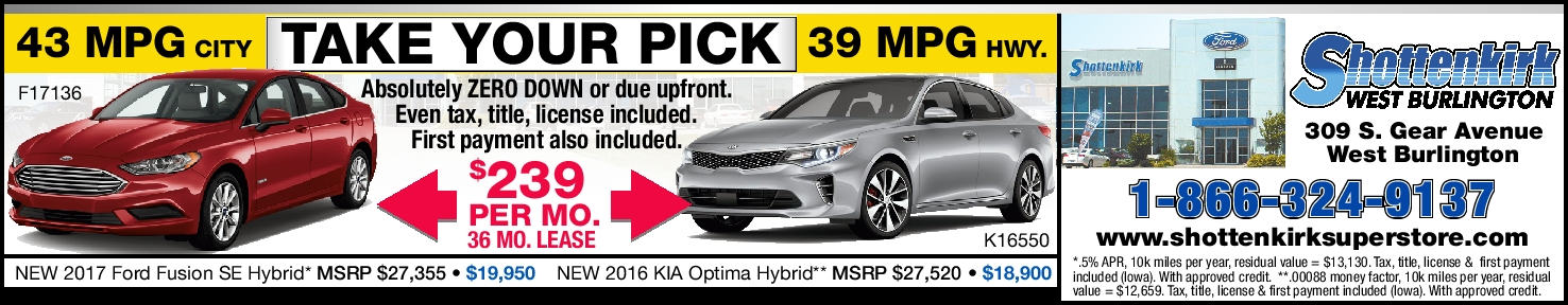 Shottenkirk Mt Pleasant >> West Burlington Lincoln, Jeep, Kia, Chrysler, Dodge, Jeep, Ford Dealership | Serving Burlington ...