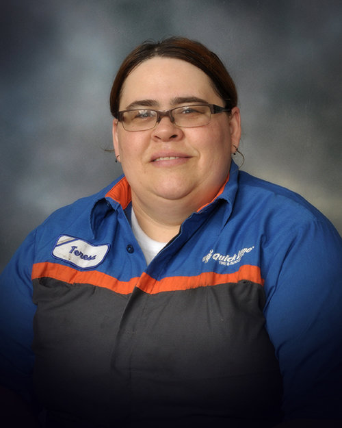 Teresa Sorenson - Service Technician
