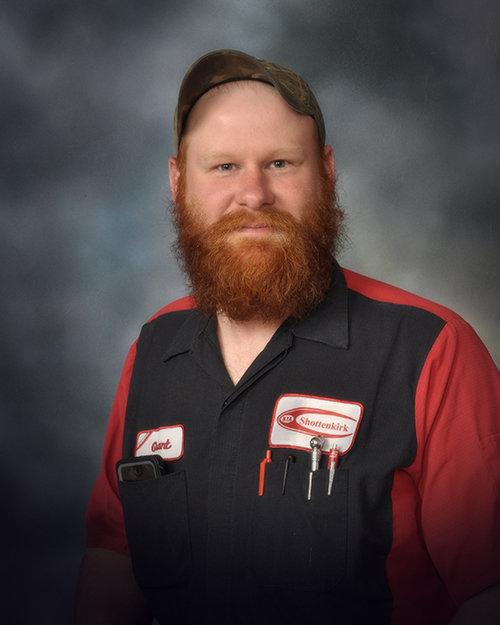 Grant Peterson - Kia Service Technician