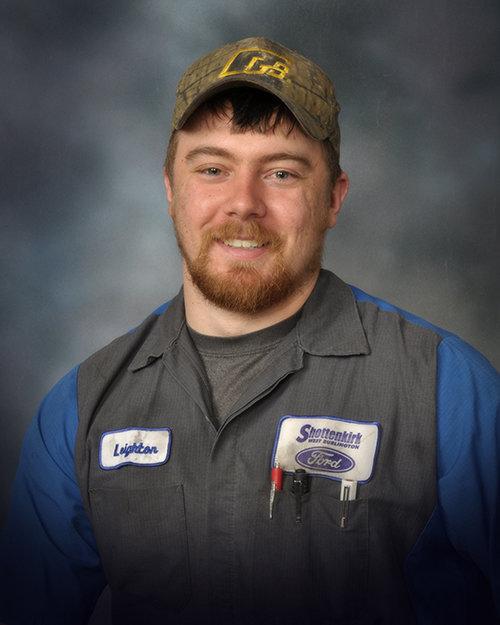 Leighton Johnson - Service Technician
