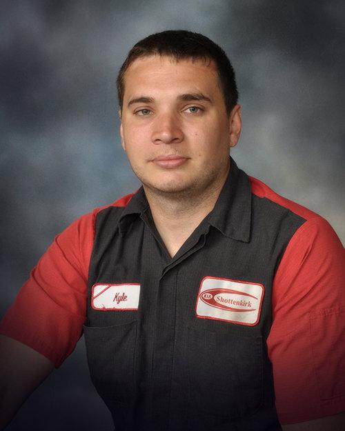 Kyle Allen - Service Technician