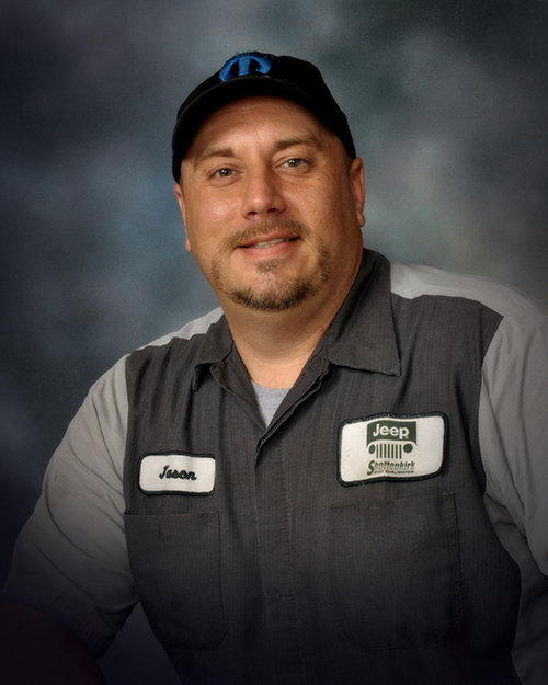 Jason Moles - Service Technician CHRYSLER JEEP DODGE RAM
