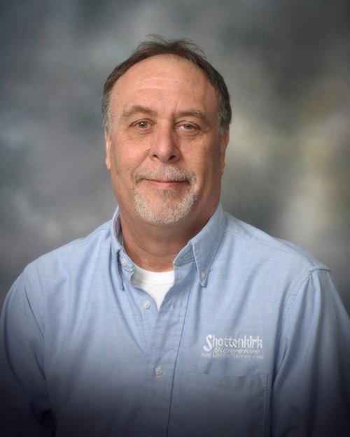 Larry Scheitlen - Parts Counter