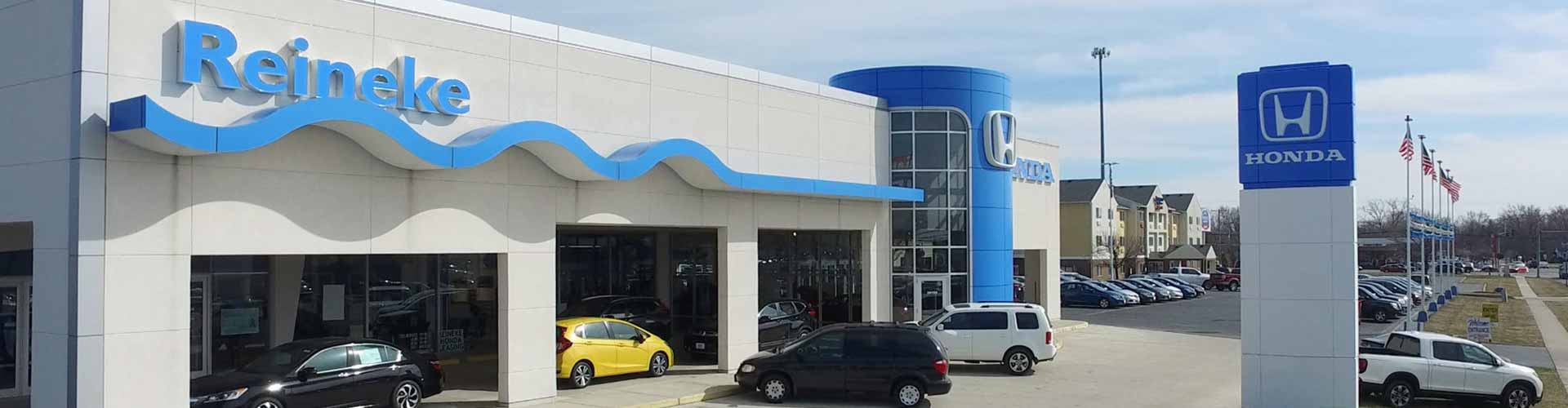Reineke Honda Dealership
