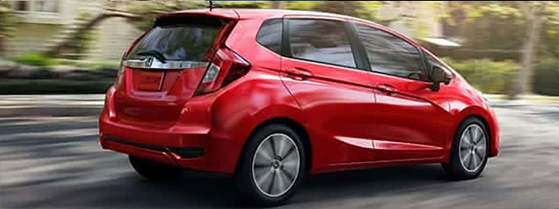 Take a Look Inside the 2018 Honda Fit
