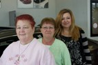 Our office staff! -