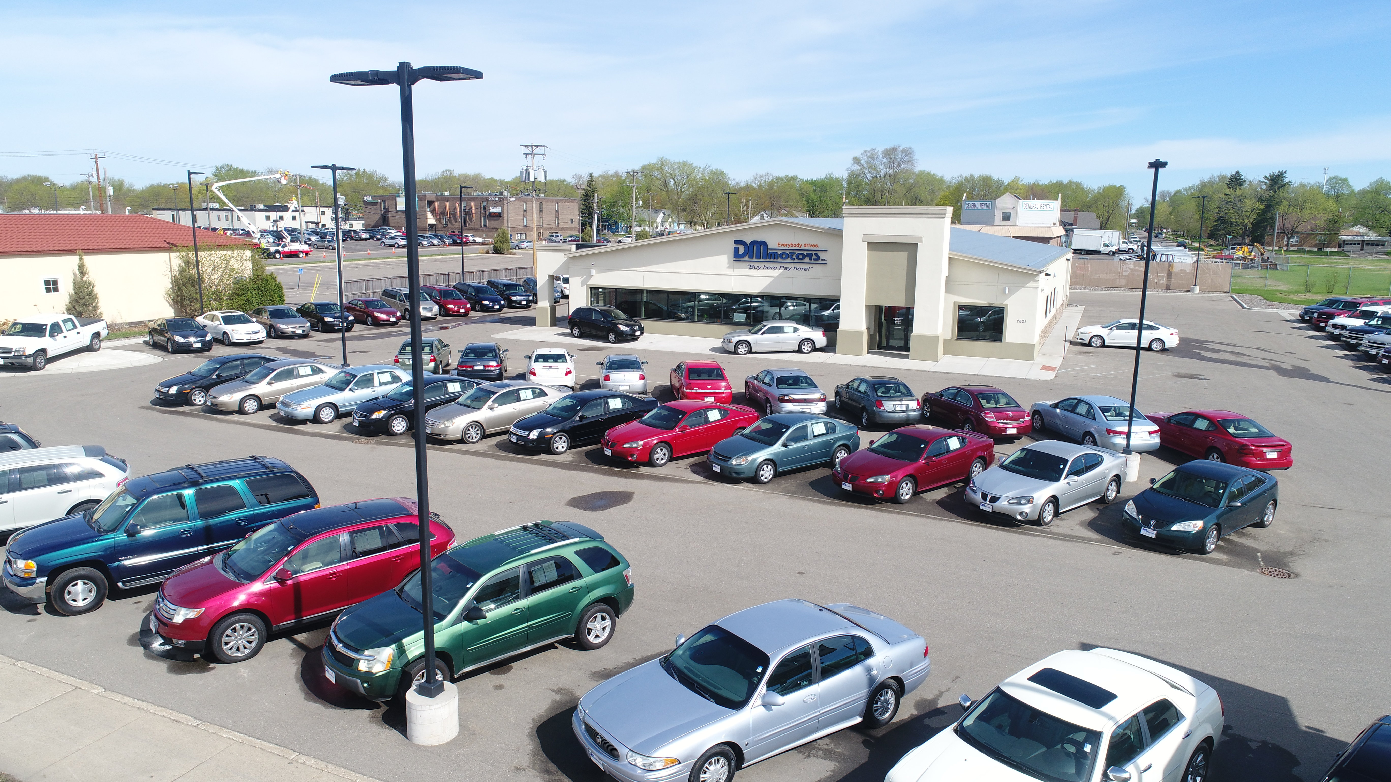 Chattanooga Buy Here Pay Here Cars