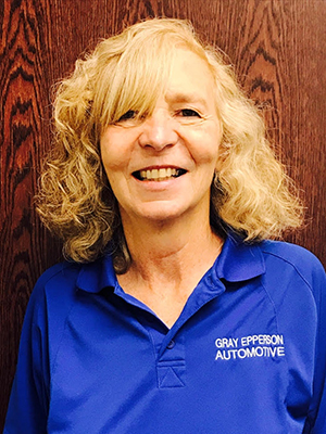Donna Pettit - Service Manager