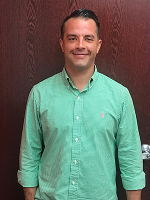 Jim Strickland - Sales Person